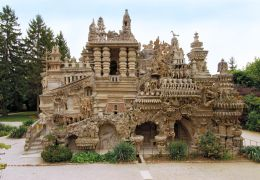 Postman Cheval's Ideal Palace – 40 kms