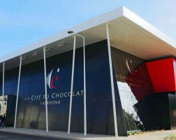 La cité du chocolat – 9Kms