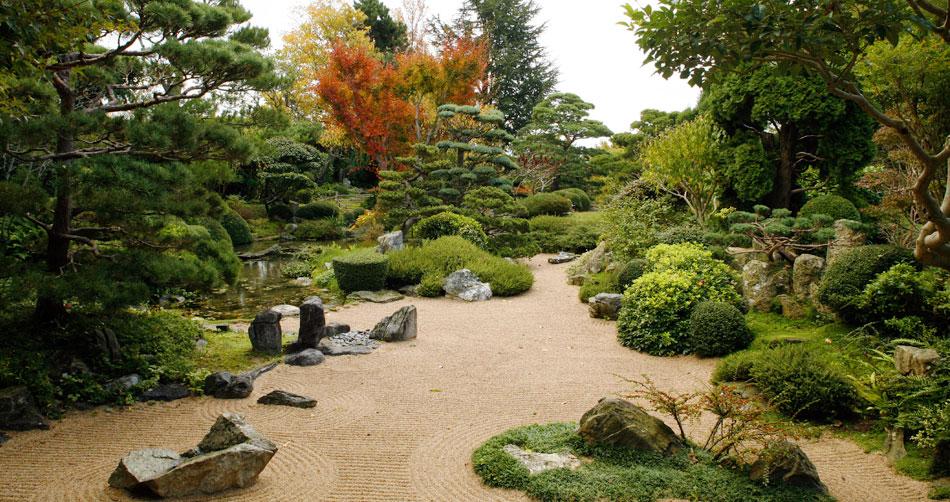Gite de charme tout confort en ardeche tournon valence 4 for Massif jardin zen